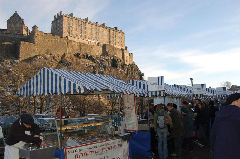 Game Food Edinburgh Uk