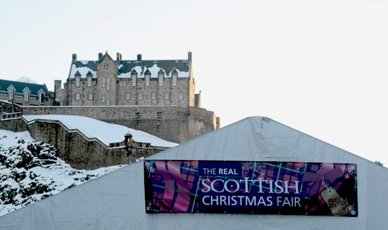 The Real Scottish Christmas Fair